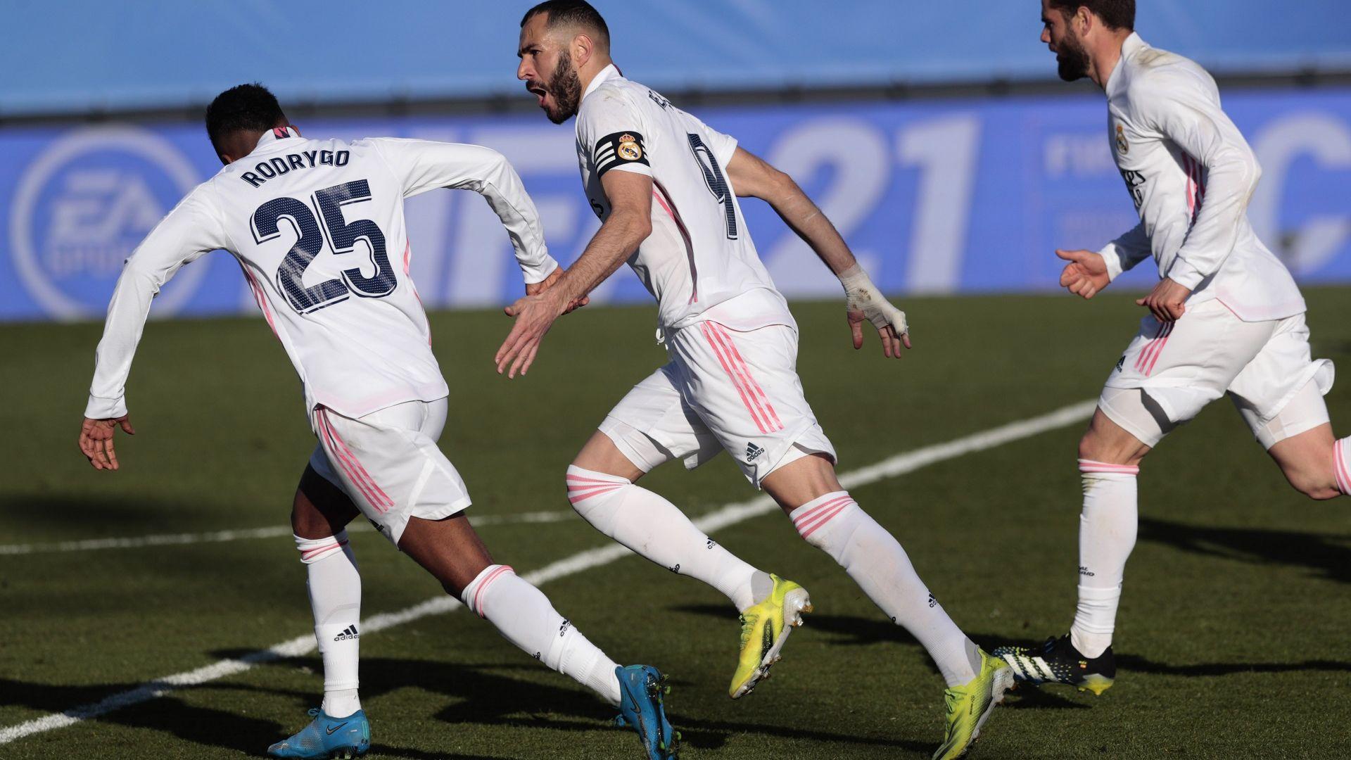 Гол в продължението спаси Реал от нова домакинска издънка