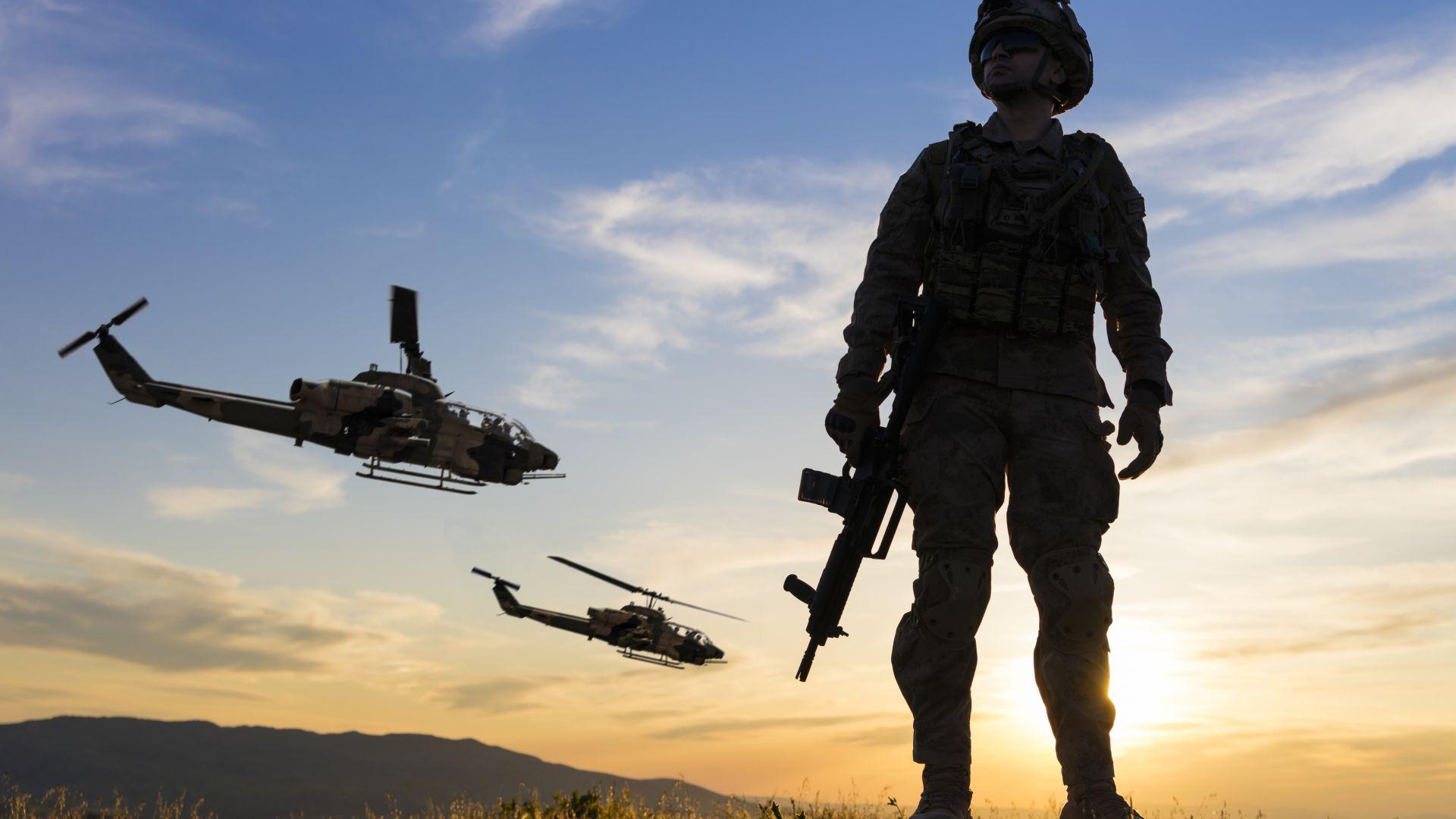 САЩ са основният износител на оръжие, а Саудитска Арабия - най-големият вносител