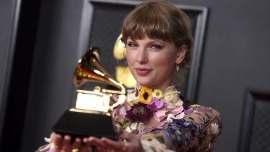 """Рекордно нисък интерес към церемонията за наградите """"Грами"""""""