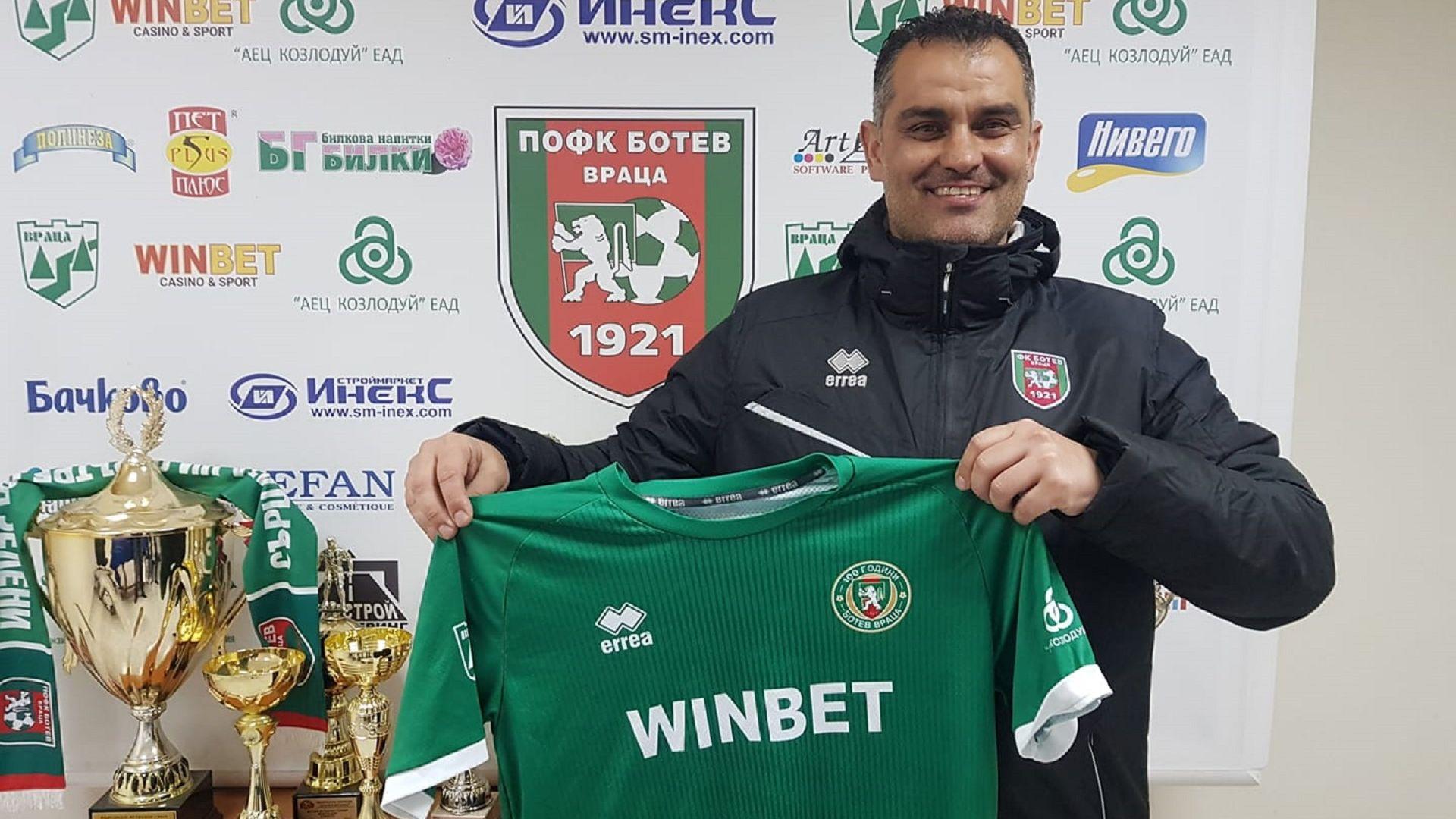 Елитният Ботев (Враца) остана без треньор