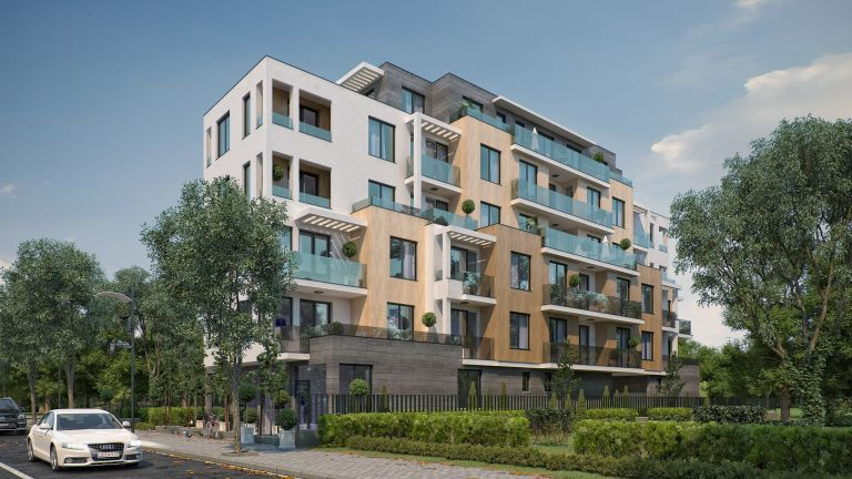 Когато нов жилищен проект се появи на пазара, огромно предимство