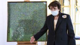 Франция връща картина на Климт, присвоена от нацистите