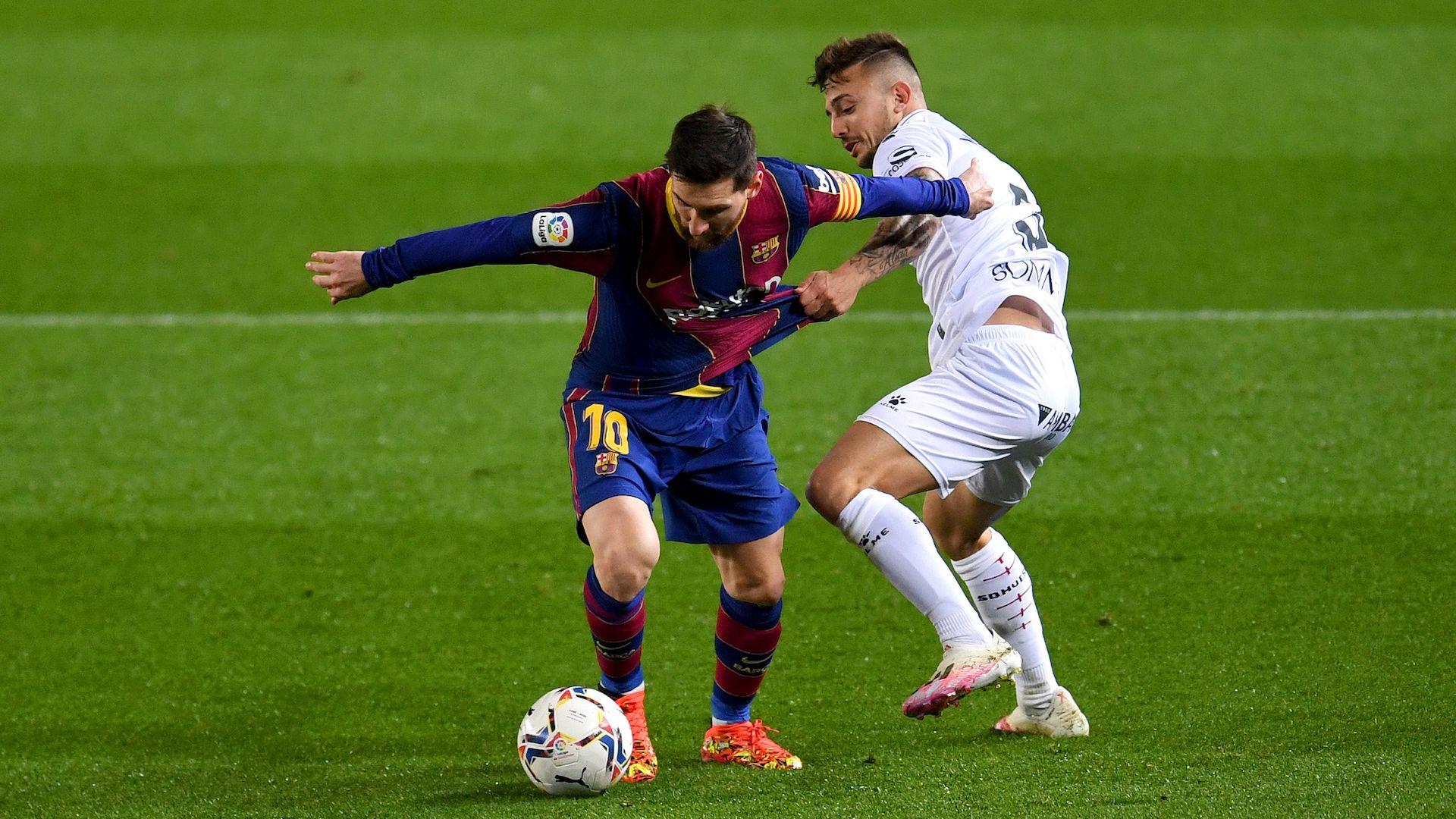 Меси изравни легендата Шави, а Барселона се доближи на 4 точки от върха