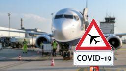 Празна средна седалка в самолета намалява риска от Covid с до 57%