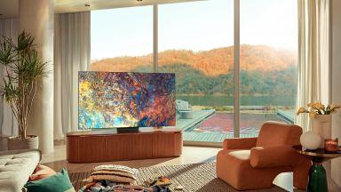 Samsung представи в България най-новия си телевизор