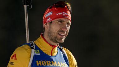 Олимпийски шампион в биатлона прекратява кариерата си