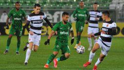 И Локомотив (Пловдив) заплаши да не излезе за мача с Лудогорец
