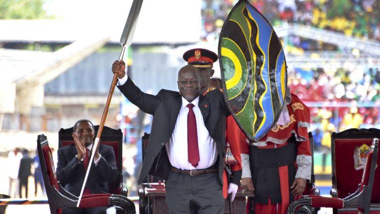 Мистерия с президента на Танзания Джон Магуфули - повече от