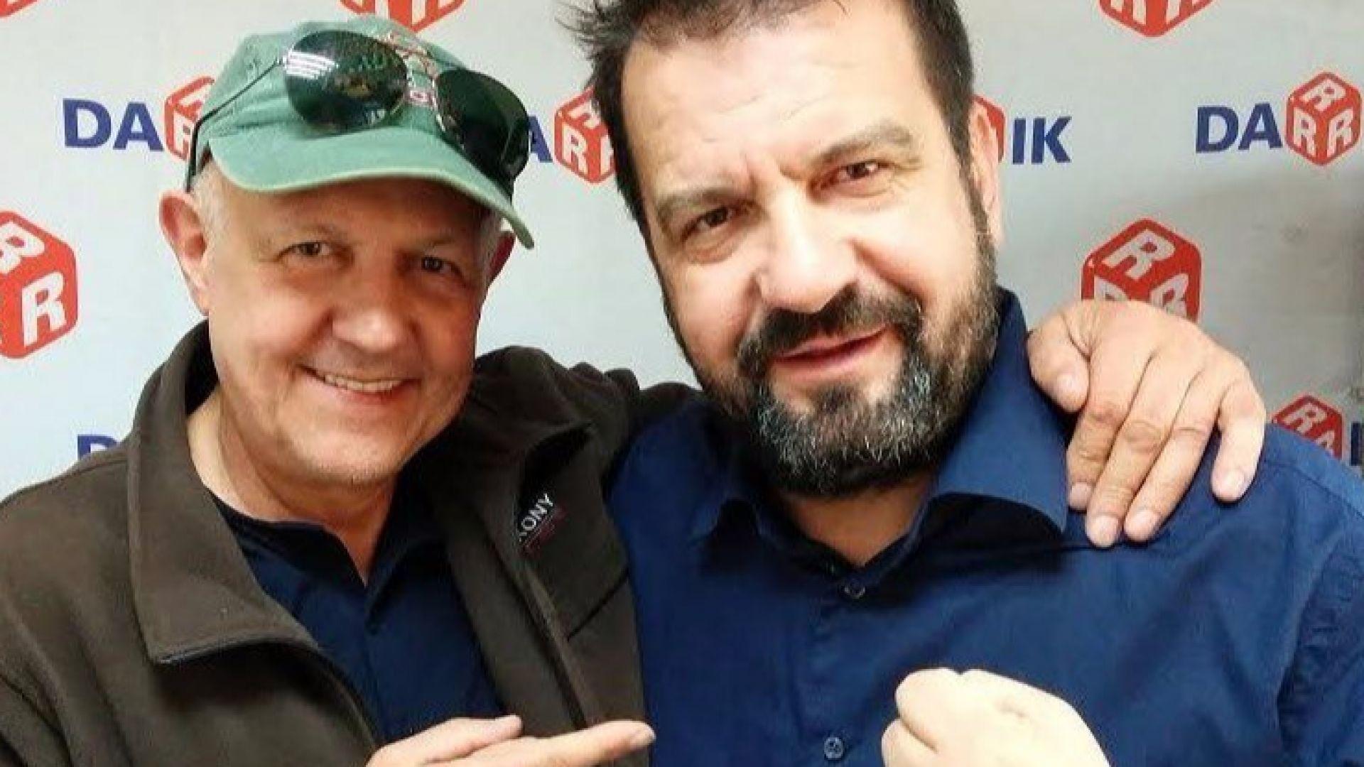 Ники Кънчев: В петък се прощаваме с Косьо Марков