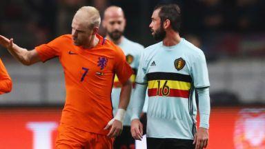 Белгия и Нидерландия са все по-близо до общо футболно първенство