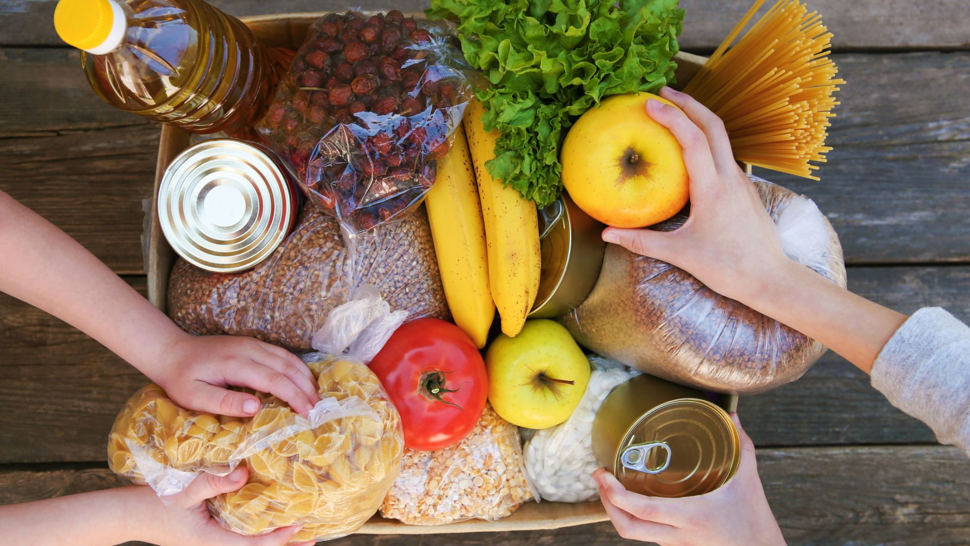 Спасяване на храни: Ето как се прави това в един магазин