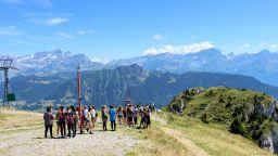 Лятна ваканция в Швейцария - спокойно и забавно