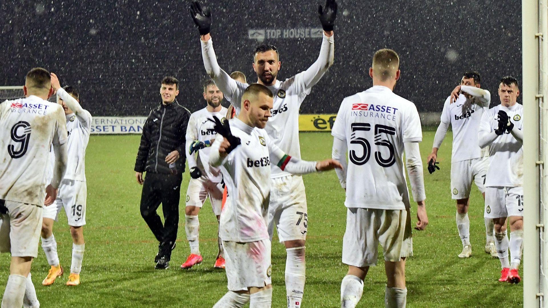 """За пореден път """"бял"""" кошмар застигна """"Левски"""" за Купата"""
