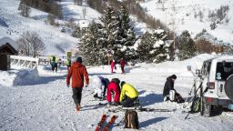 За 50 години Алпите губят все повече от снежната си покривка (снимки)