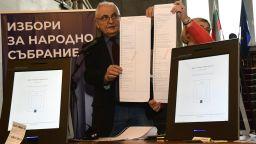 ЦИК показа бюлетините и машините за гласуване (видео)