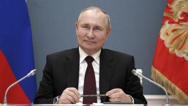 Путин получи втора доза от руска ваксина срещу COVID-19