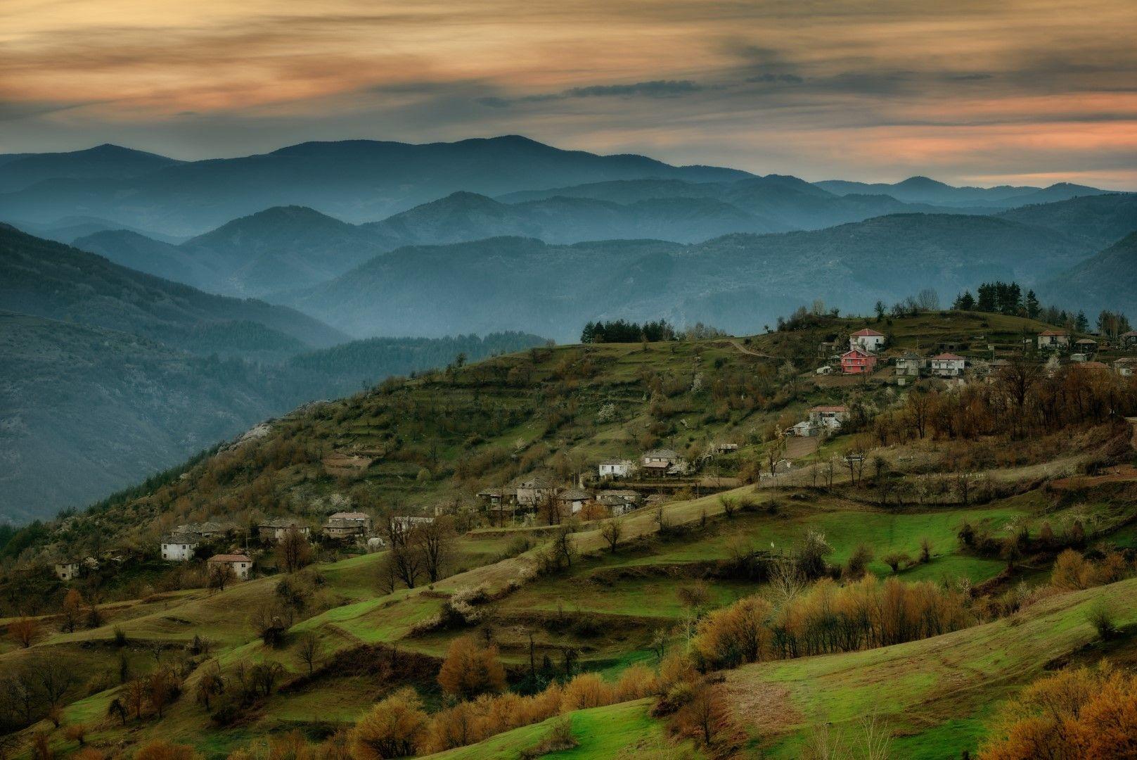 Село Башево в Родопите