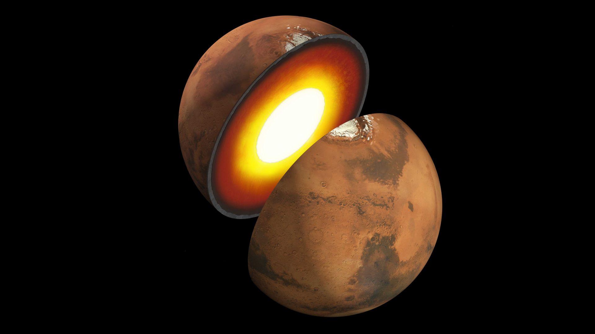 На Марс може да има активни вулкани, смятат учени