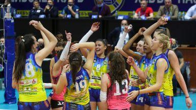 Съвсем очаквано: Марица е шампион на България за седми пореден път