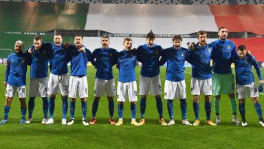 Италия идва с 38 играчи, звезда на Челси обаче не е сред тях