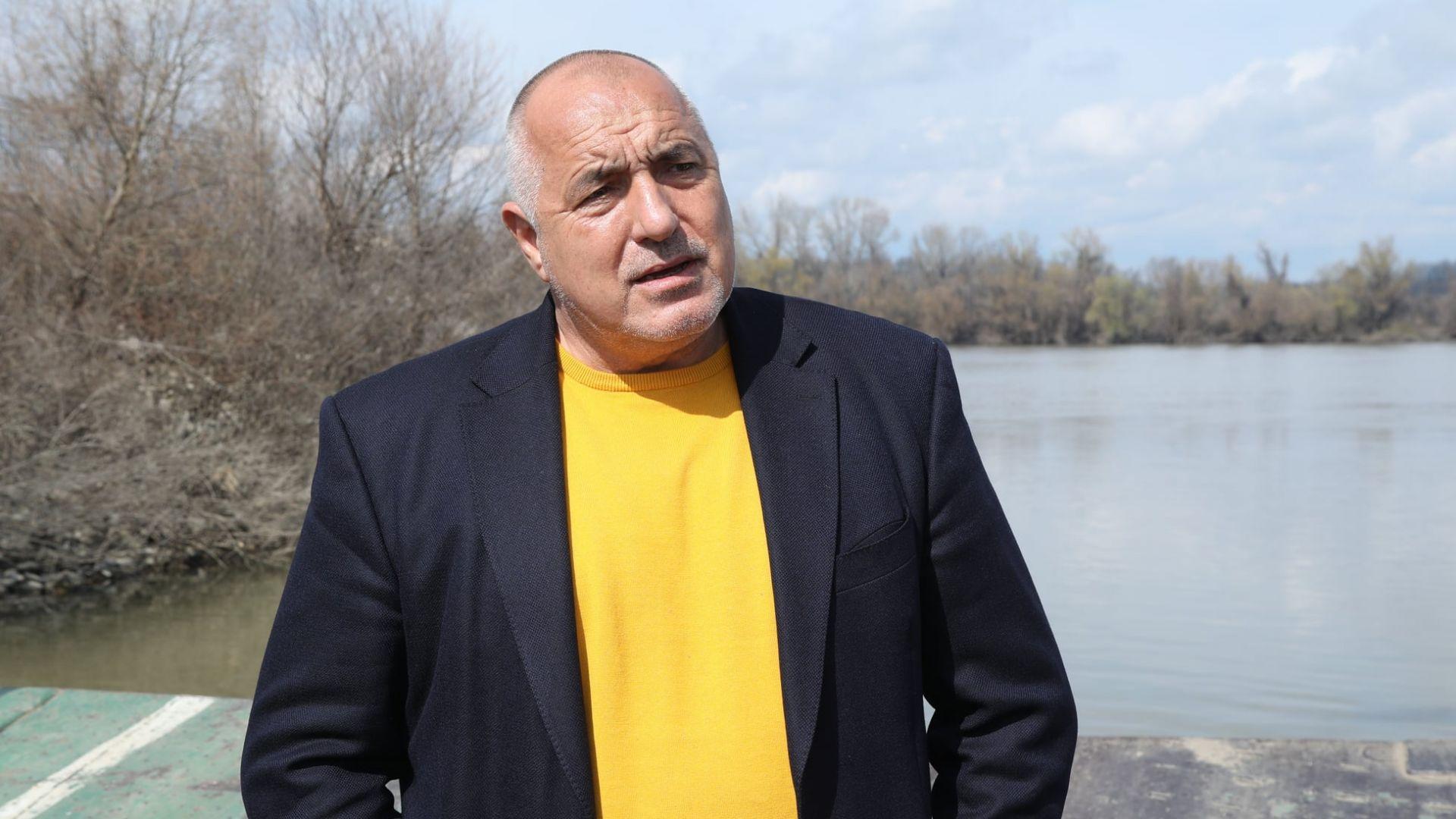 Бойко Борисов: По 19 милиона лева на ден струва шоуто в парламента (видео)