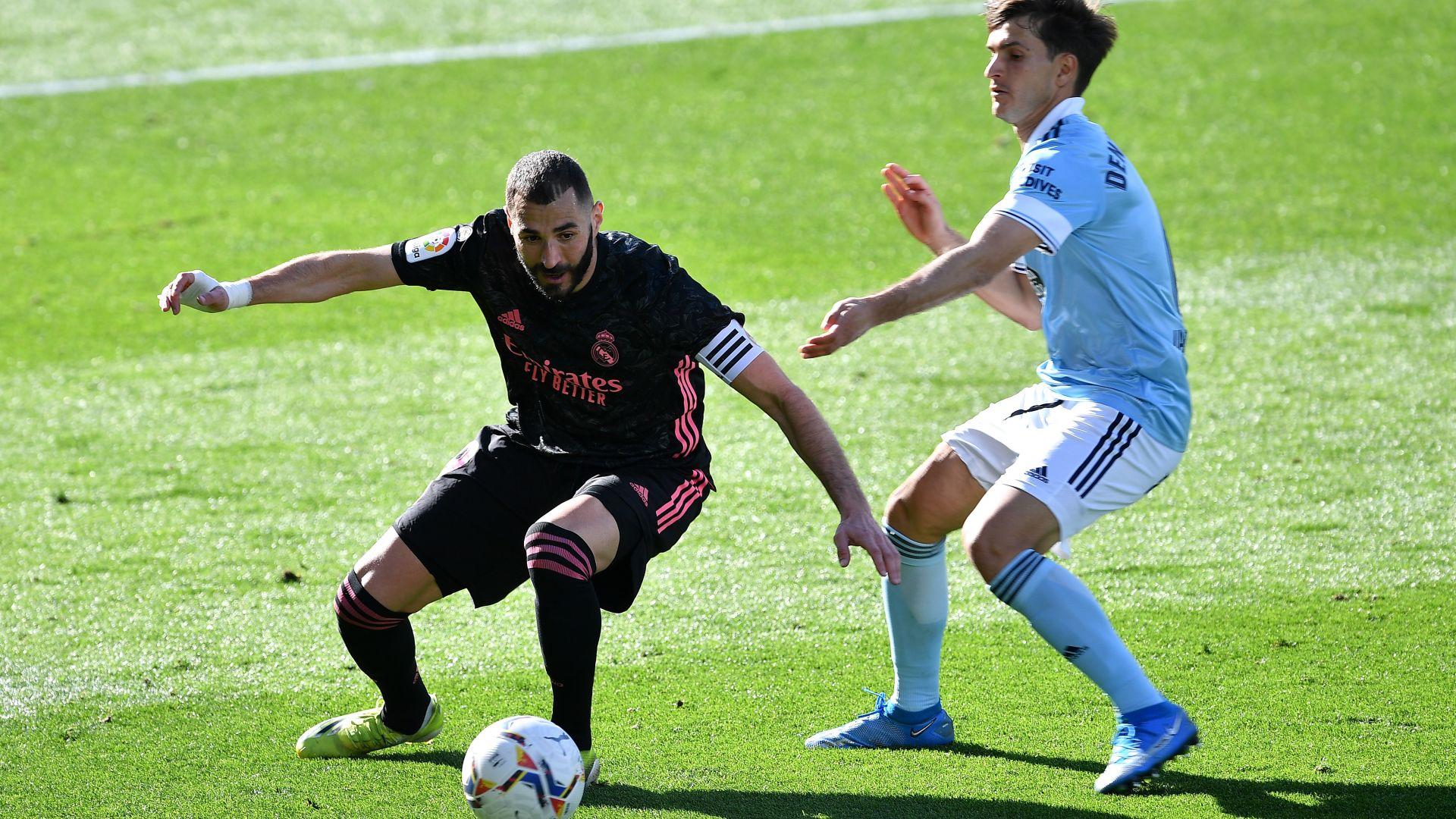Селта също видя на какво е способен Бензема, Реал спечели във Виго