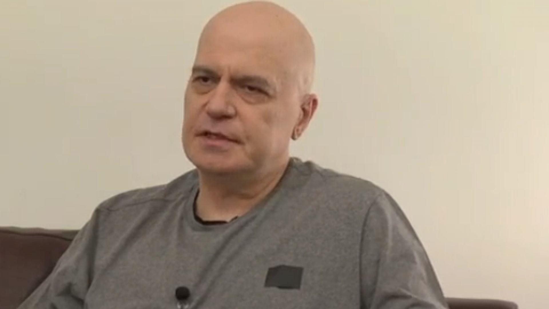 Слави Трифонов: Когато говорят срещу нещо, което съм направил, разбирам, че е правилно