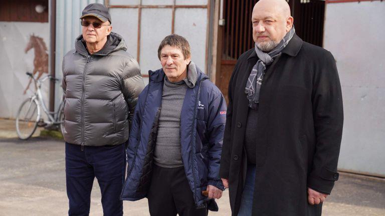 Олимпийският шампион и почетен председател на Българската федерация по борба