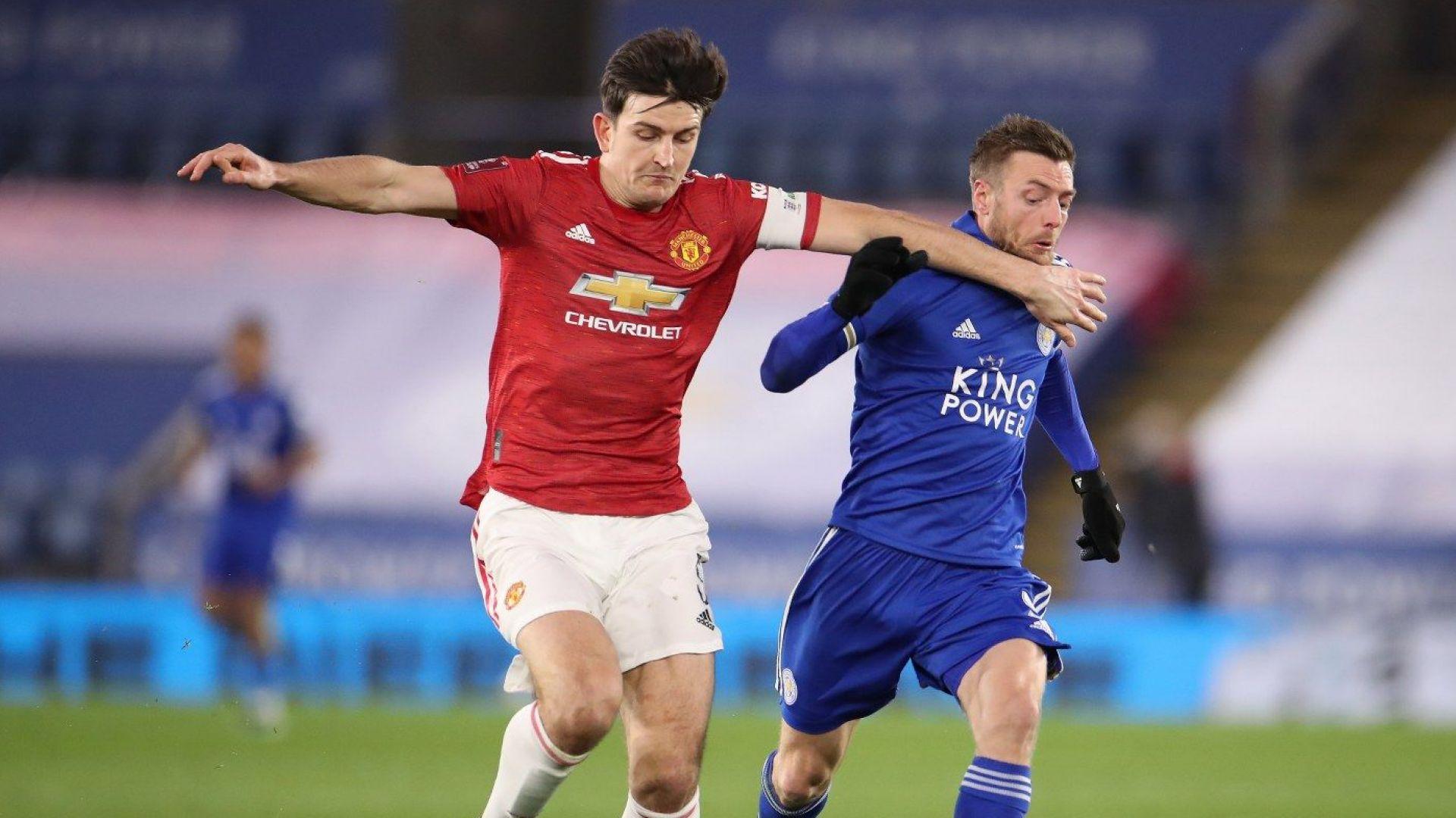 Манчестър Юнайтед отпадна за Купата, Челси е на полуфинал