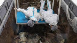 Нови големи открития на 3000 години от легендарния обект Сансиндуей (галерия)