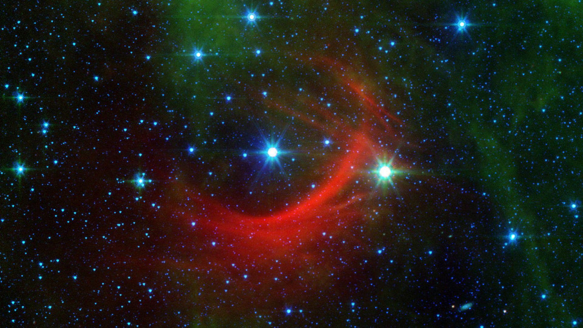 Появи се нов обект в съзвездието Касиопея