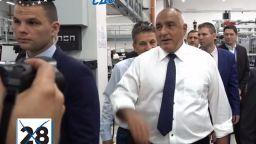 Борисов публикува предизборния клип на ГЕРБ: За успеха ни!