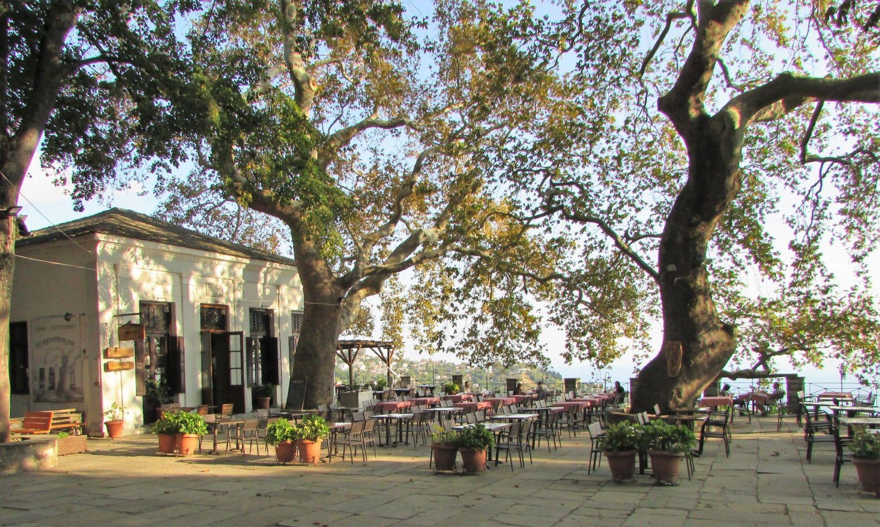 Площадът на Макриница