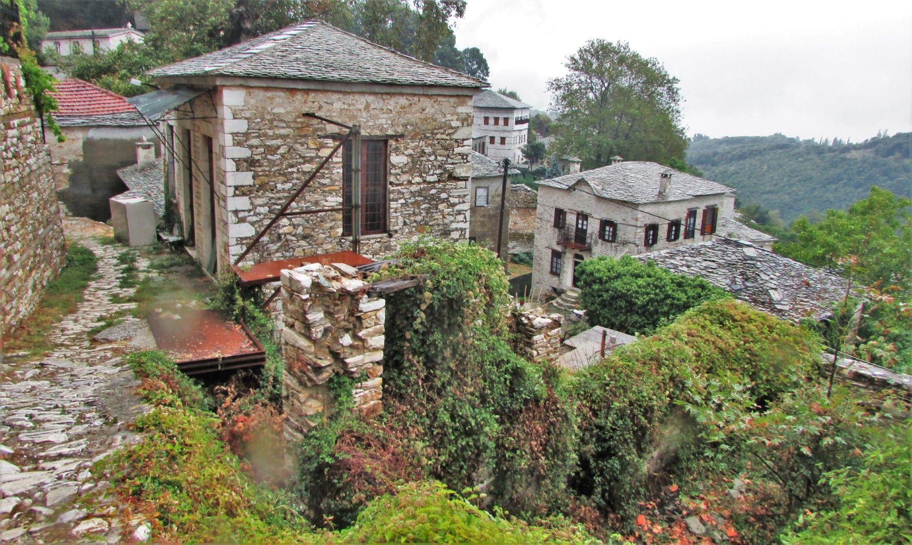 Къщите на Пинакатес