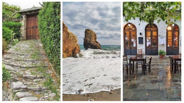 В Гърция по селски: 5 планински села на крачка от плажовете на Волос