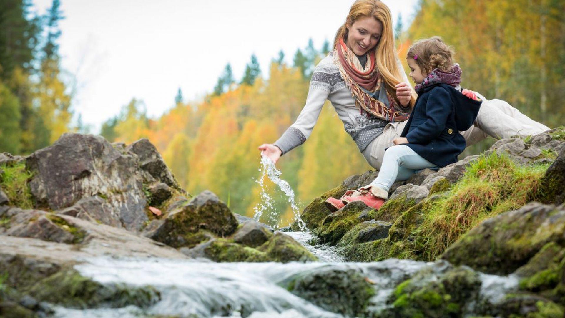 Шумът на реката и песента на птиците подобряват здравословното ни състояние