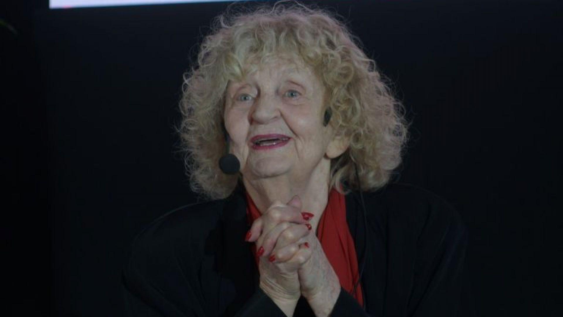 Почина голямата българска актриса Татяна Лолова