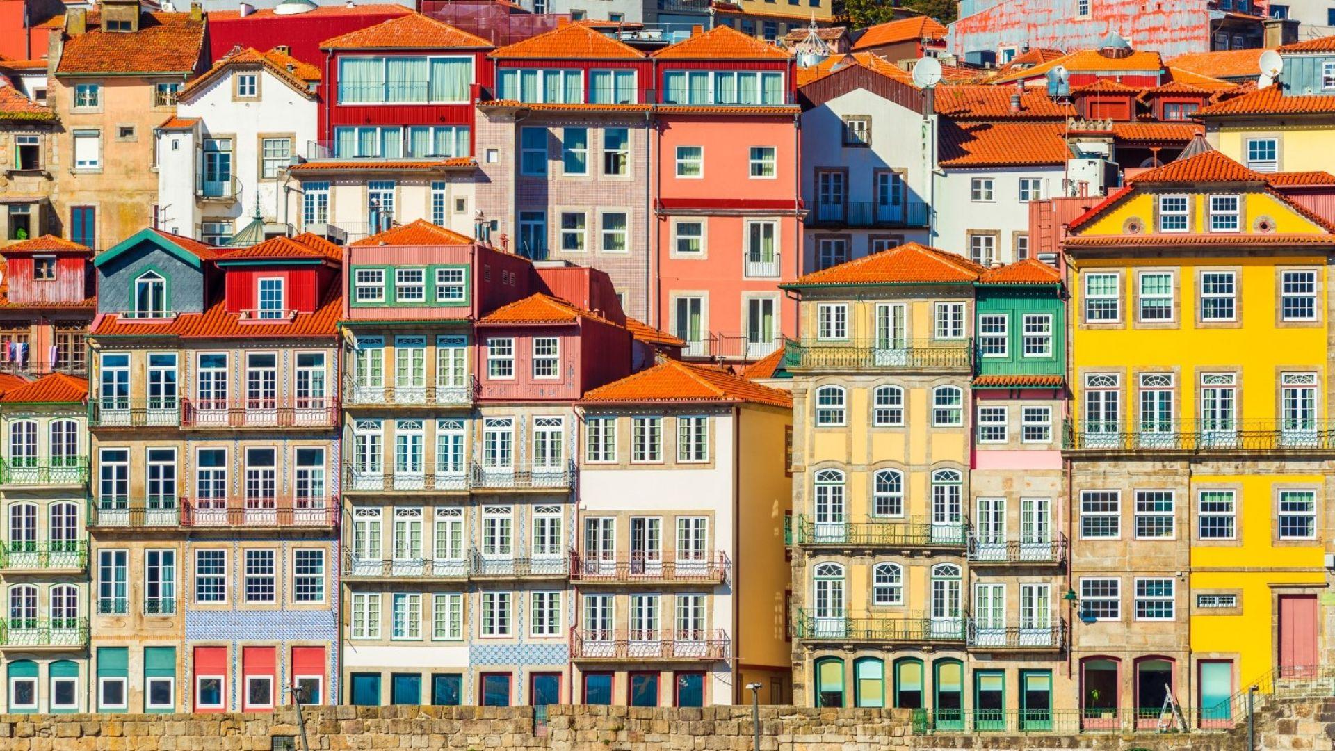 8 цветни места в Португалия, от които няма да ви се тръгва (снимки)