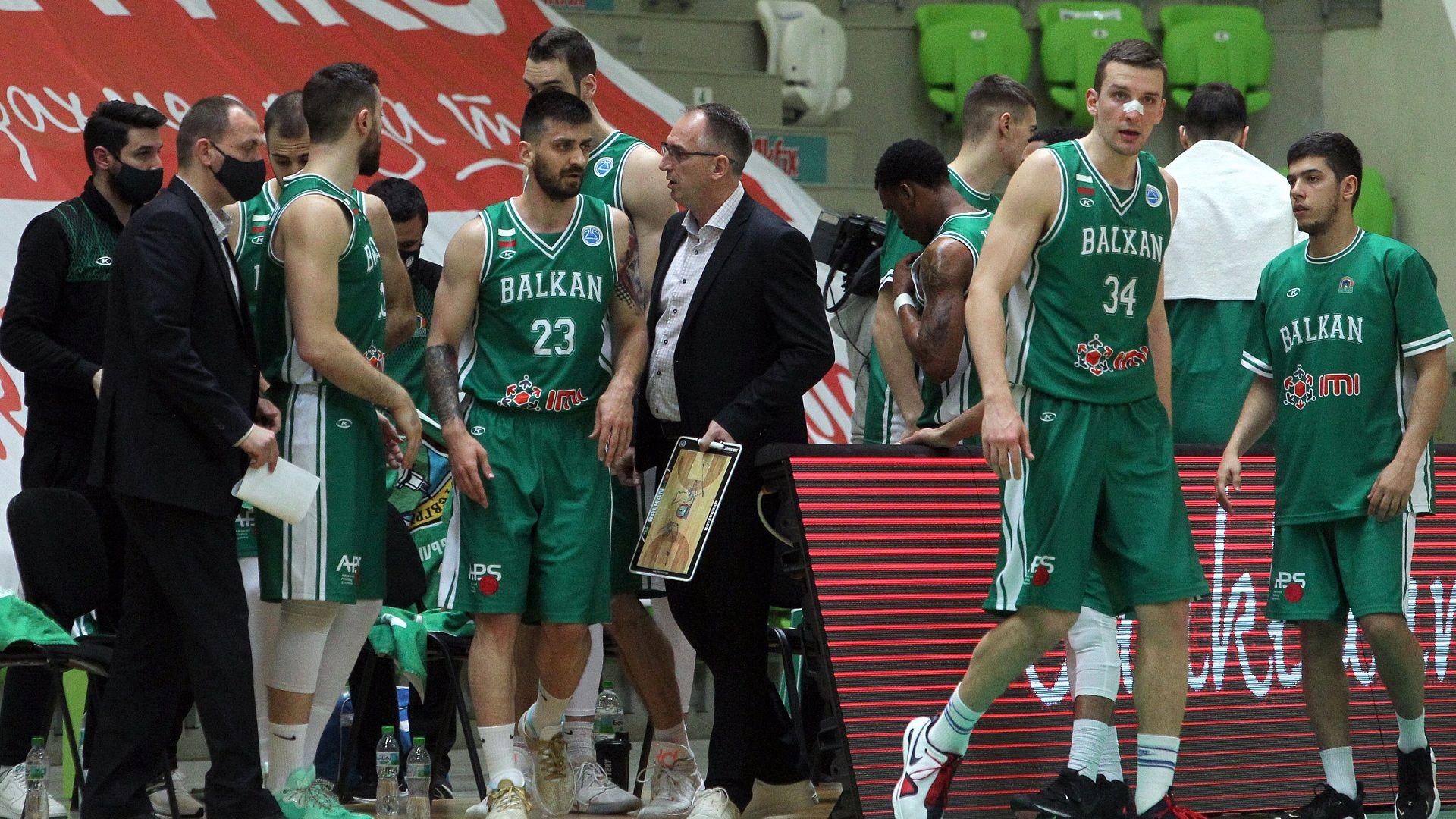 Исторически успех прати Балкан сред най-добрите 8 в европейски турнир