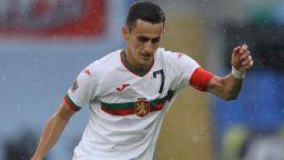 Капитанът на България е с травма, пропуска контролите през юни