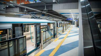 """Фандъкова: Строителството на метрото до """"Левски Г"""" започва тази година"""