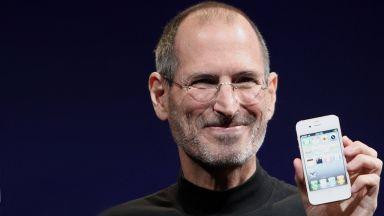 """Стив Джобс искал да създаде """"нано"""" iPhone"""