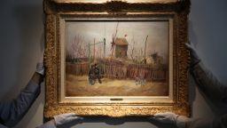 Картина на Ван Гог беше продадена за 11,25 милиона евро на втори търг