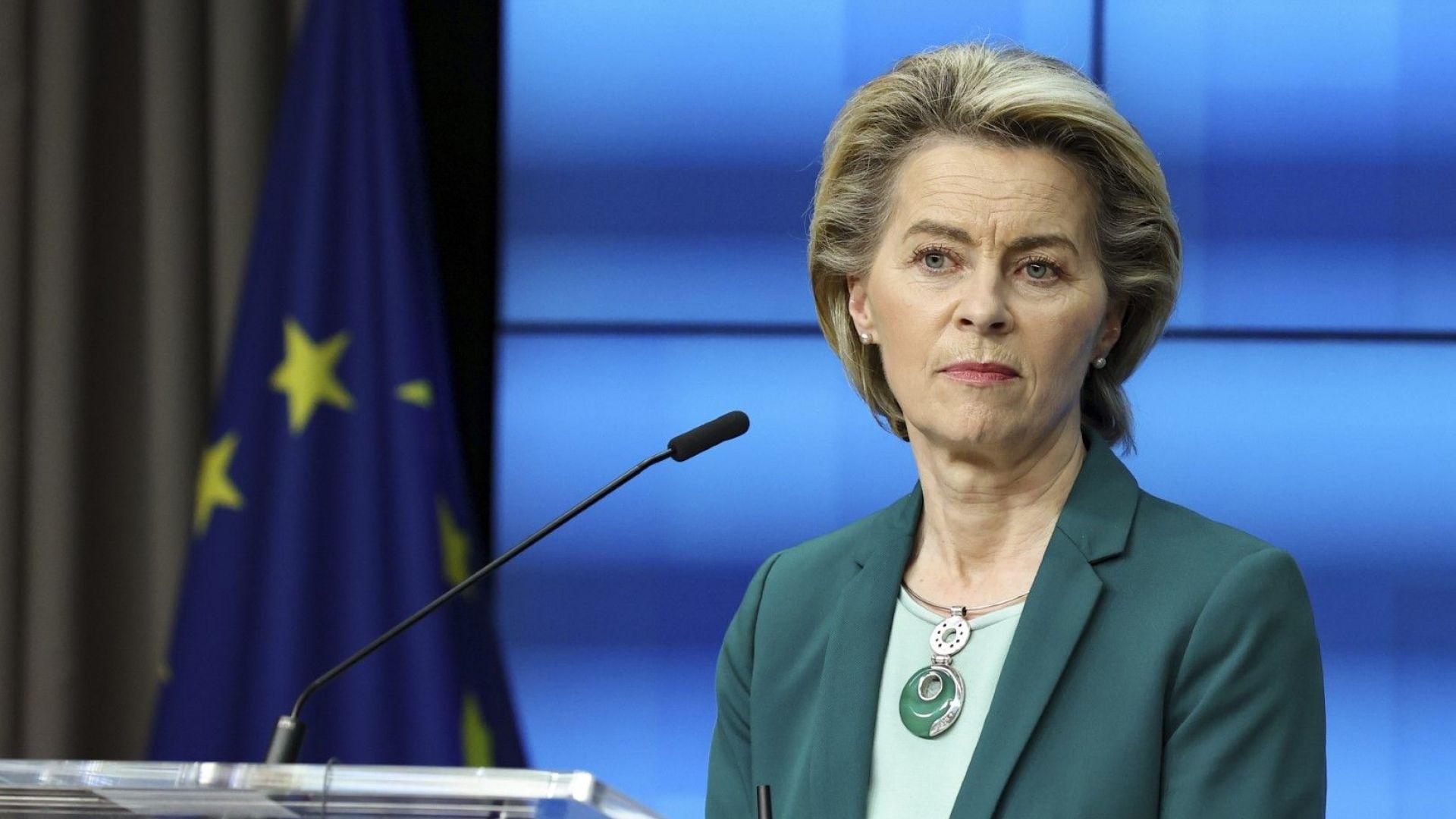 """ЕС слага """"край на наивността"""" за ваксините"""