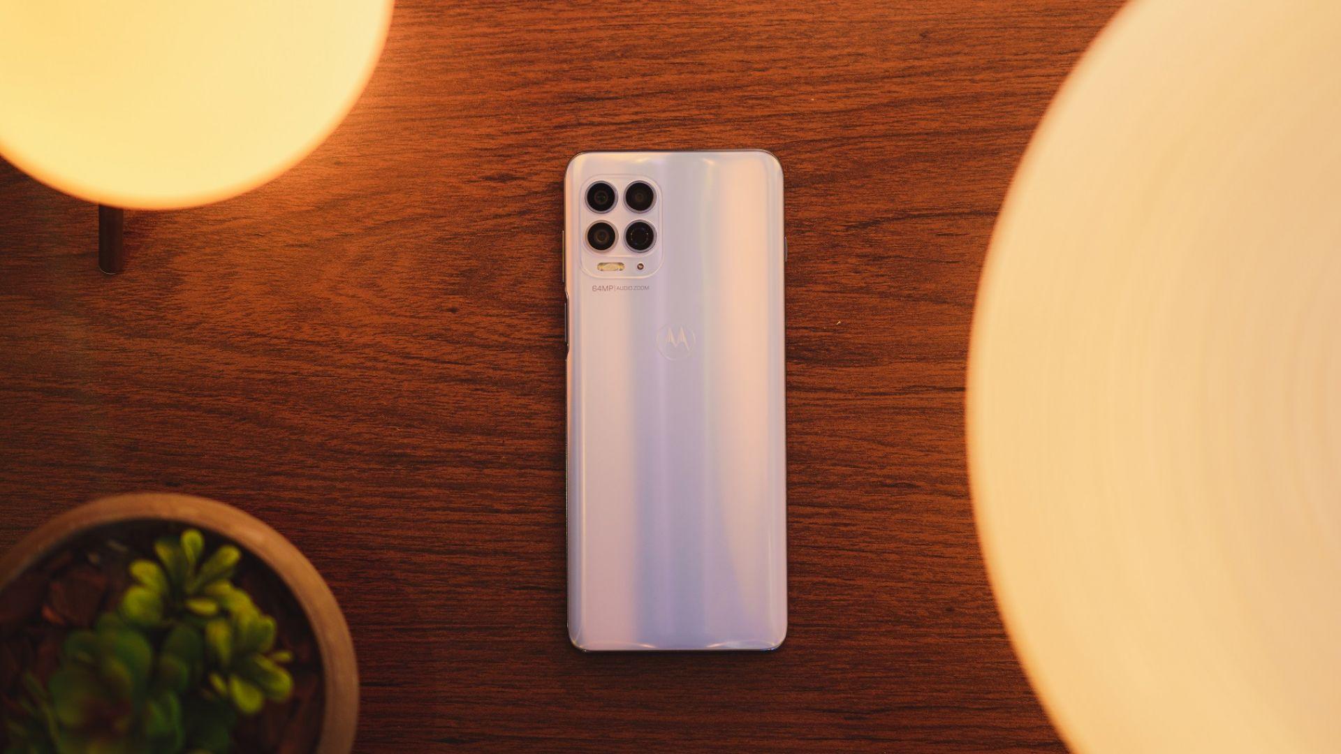 Motorola представи най-мощният си телефон