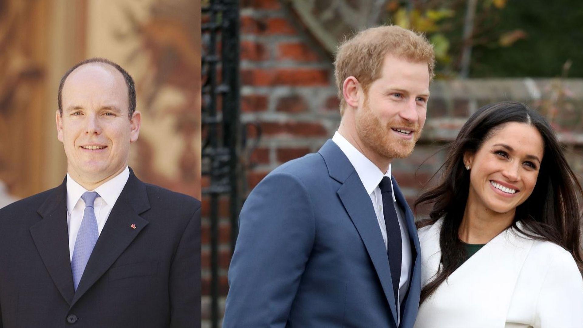 Принц Албер Втори критикува Меган и Хари за интервюто с Опра Уинфри
