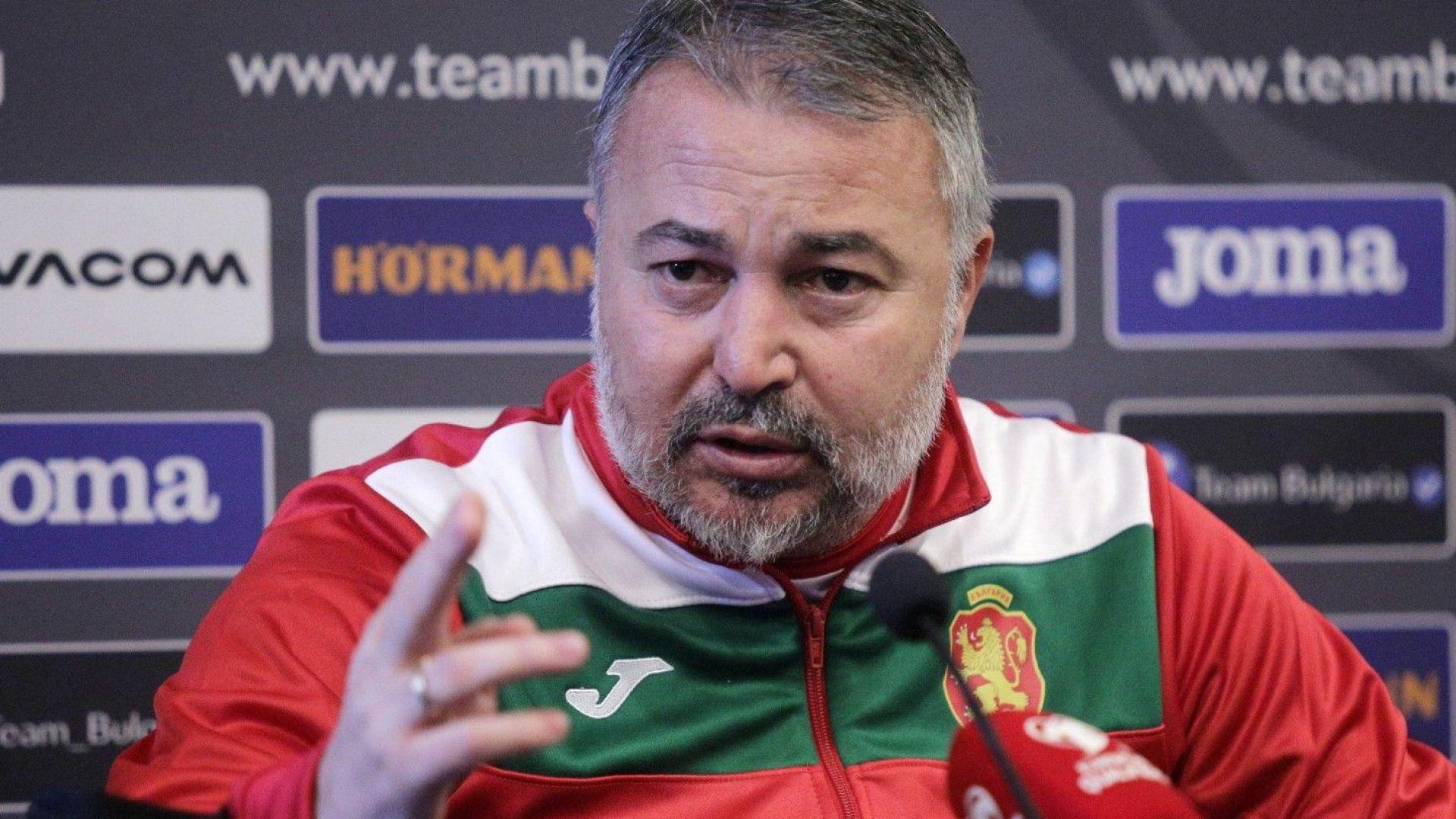 Ясен Петров напуска националния, ако Михайлов не остане президент