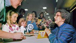 Обичаната детска писателка Бевърли Клиъри почина на 104 години