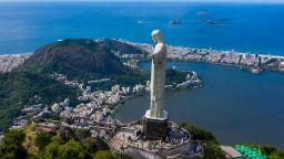 Реставрират статуята на Христос в Рио де Жанейро преди 90-ата й годишнина