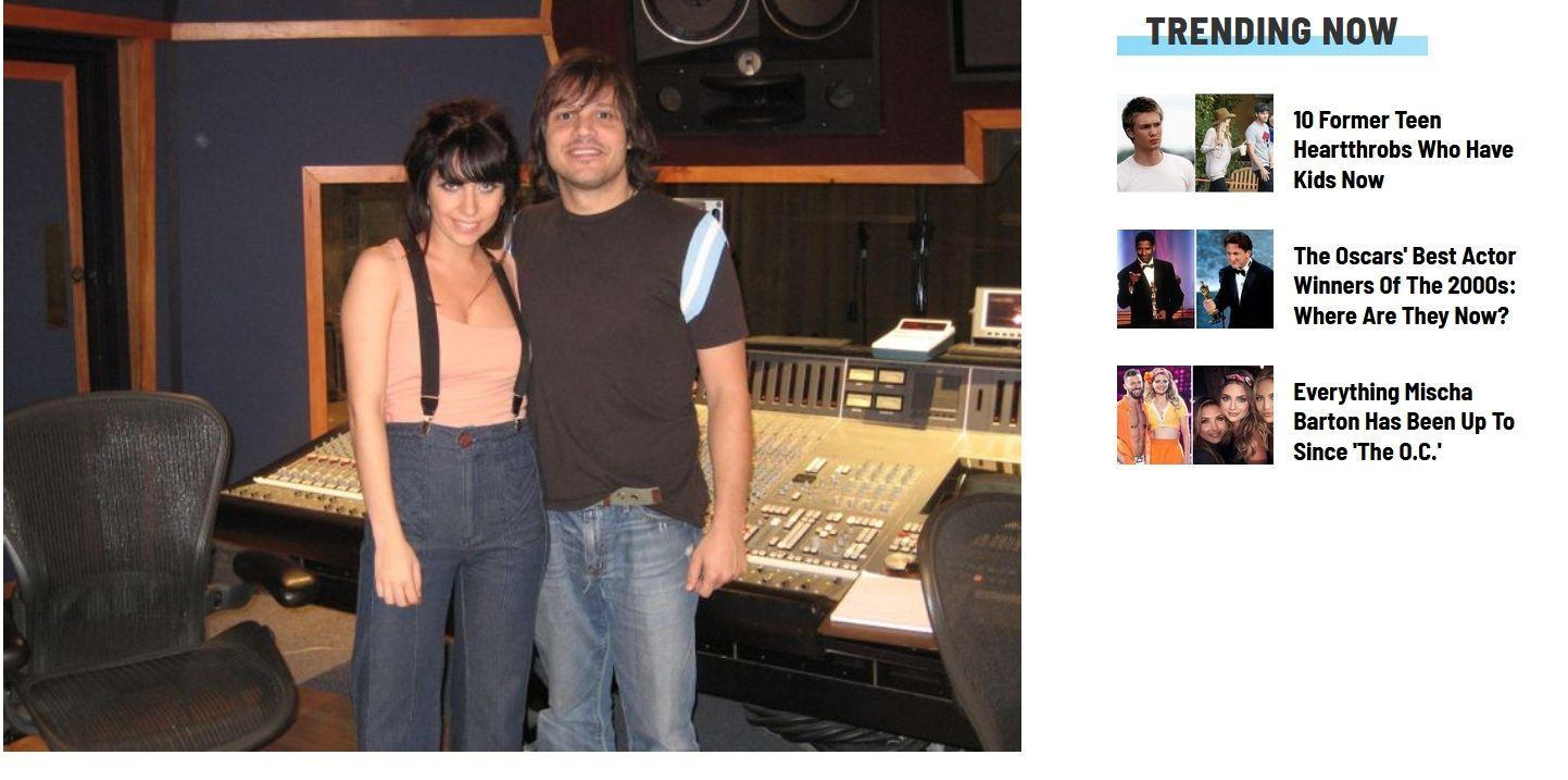 Стеафани Германота започва работа в Interscope Records